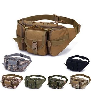 Nice Men Utility Tactical Waist Pack Outdoor Bag Pouch Military Camping Hiking Belt Bags