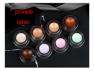Wholesale 8 color no logo concealer cream Pre makeup Primer face makeup base accept your private label print new promotion