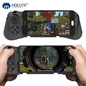 Mocute 058 Wireless Game pad Bluetooth Android Joystick Telescopic Controller Universal Gaming Gamepad For iPhone PUBG Mobile Joystick