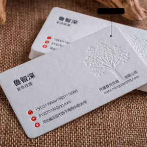Cotton paper A4 Cotton white Fit for single-sided indentation Double sided printing Business card Free shipping