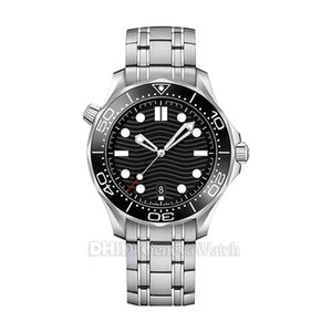 Wholesale Sport luxury mens designer watches diving M waterproof automatic watch L stainless steel bracelet reloj de lujo