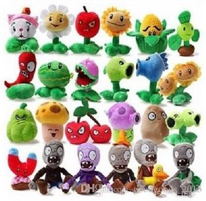 ingrosso pianta zombie-Plants vs Zombies peluche cm Plants vs Zombies PVZ morbido piante peluche peluche bambola gioco Figure Toy for Kids b980k