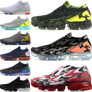 Moc 2.0 acronym black mens running shoes men women triple black thunder blue mica green sail wheat stylist sneakers EUR 36-45