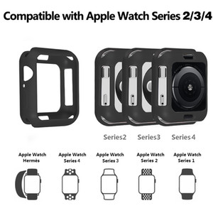Wholesale Silicon Sport Band for Apple Watch Series Replacement Watch Strap for i iWatch Bands mm mm watchband