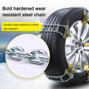 Snow Tire Chains for Car Truck SUV Anti-Skid Emergency Winter Driving Car Accessories on Sale