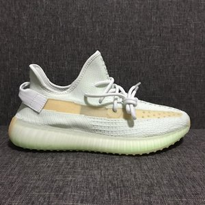 Wholesale 2019 V2 Hyperspace EG7491 Running Shoes big size sneakers 36-48 hyperspace ture form trfrm v2 clay grey orange v3 designer shoes with box