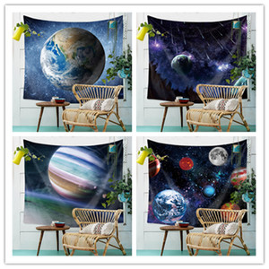 A Race of wind and Stars Abstract Paintings Pattern Beach Towel Fashion Sofa Wall Decor 150x130cm Home Decorative