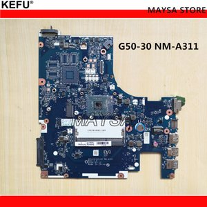 Wholesale ACLU9   ACLU0 NM-A311 MAIN BOARD For Lenovo G50 G50-30 Laptop Motherboard DDR3 with N2840   N2830 Processor, 100% WORKING !