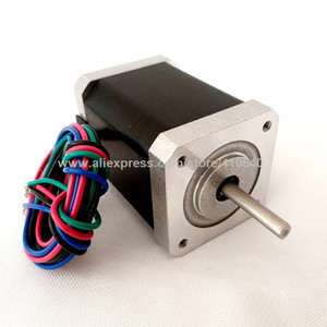 Wholesale stepper for sale - Group buy NEMA17 Stepper Motor HS251504SS HS251504SB HS251504DS N cm Torque mm Length Black Cover and Plug Type Wire Optional