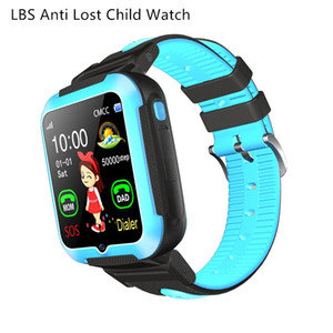 Wholesale Children Child Smart Watch Intelligente Locator Tracker Anti Lost Remote Monitor GPRS GSM Wrist Watch Best Gift For Children Kids