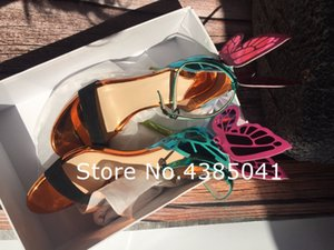 Sexy Women Pumps Fashion Patent Leather Butterfly Pointed Toe Buckle Strap Women High Heels Runway Party Sexy Wedding Shoes
