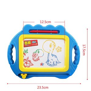 Wholesale Magnetic Drawing Board Sketch Writing Erasable Pad Kids Toddler Boy Girl Painting Learning Boards Creative Education Toy styles GGA2794