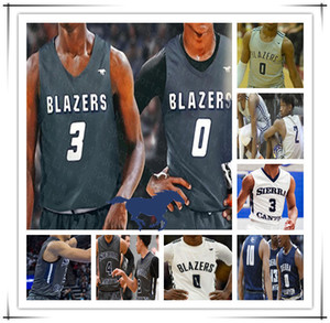 Wholesale Sierra Canyon High School Basketball Jersey Custom Bronny James Ziaire Williams Zaire Wade Brandon Boston Jr Shy Odom Terren Frank Men Youth