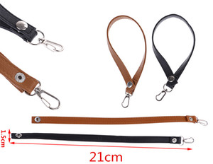 Wholesale Fashion Women Bag Replacement Wrist Strap Purse Bag Accessories PULeather Clutch Strap New Portable for Clutch Purse Handbag