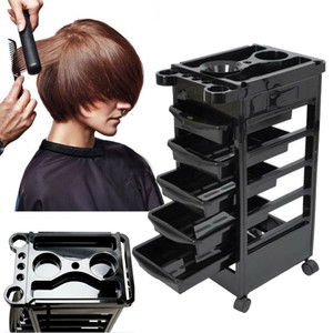 Wholesale 32 quot Beauty Salon Spa Styling Station Trolley Equipment Rolling Storage Tray Cart