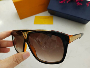 Wholesale Fashion Gold Blue Sunglasses Glasses Womens new Designer sunglasses Shades Top Quality New With Box