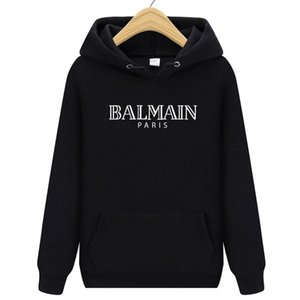 Fashion Balmain Men Sweatshirt Coats extended Jacket longline hip hop streetwear slim women justin bieber clothes rock t shirt Outerwear