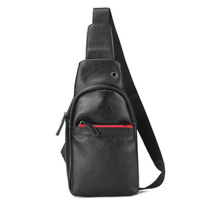 Wholesale Chest Bags For Men Women Fashion Waistpacks Girl Eyes Monster Crossbody Bag Boys Waterproof PU Sling Shoulder Bags iPad Pocket