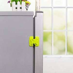 Refrigerator Lock Cabinet Door Toilet Safety Lock For Child Baby Safety Lock Cartoon Dog Puppy Shape Safety Fridge Door Locks