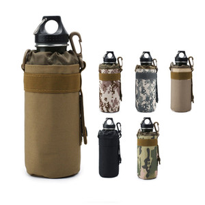 Wholesale women water cup resale online - Sports Water Cup Bag Camouflage Heat Preservation Six Styles Men And Women Universal Cycling Outdoor Water Bottles Sleeve bgE1