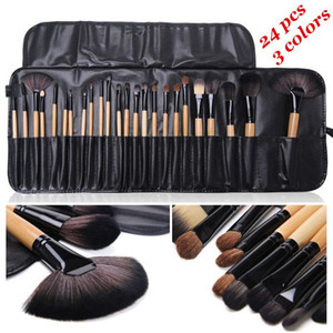 Wholesale Gift Bag Of Makeup Brush Sets Professional Cosmetics Brushes Eyebrow Powder Foundation Shadows Pinceaux Make Up Tools