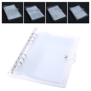Wholesale 10 Sheets DIY Scrapbooking Cutting Dies Case Collections Storage Book Album for Cutting Dies Metal Stencil Holder Storage