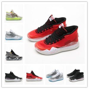 Quality High Mens Kd12 Ep Basketball Shoes Mens 12s Zapatillas Male Sports Chaussures Man S Sneaker Athletic Sport Shoes Factory Online