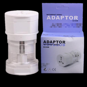 Wholesale Universal International Worldwide Wall Charger AC Power Adapter with AU US UK EU Plug All in One DC Power Socket Charger Adaptor