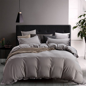 Wholesale covers for beds resale online - Duvet Set Duvet Cover Pillowcase Bedding Bag Sheet For TWIN Full QUEEN KING California King Size