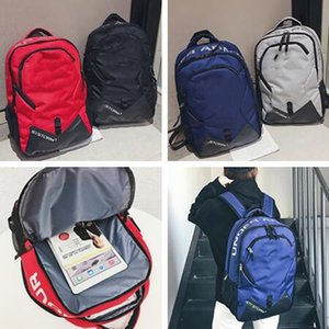 Wholesale U A Designer Backapck Sports Duffle Bag Mens Women Fashion Brand Shoulder Bags Large Capacity Student Schoolbag Travel Backpacks B71302