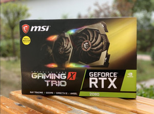 MSI  MSI RTX 2080 GAMING X TRIO 8GB Magic Dragon Dragon Black Dragon 2080 Game Graphics