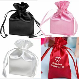 Wholesale Accessories Jewelry Packaging Display Silk Stain Gift Packaging Bag cm x15cm quot x quot can print logo Jewelry Drawstring Pouch