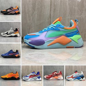 Wholesale 2019 New Arrival RS X Reinvention Toys Mens women Running Shoes Brand Designer Men Hasbro Transformers Casual Womens sports Sneakers