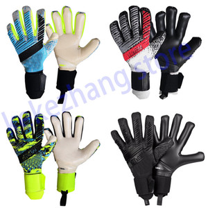 Predator Pro Professional Goalkeeper Gloves without Finger Protection Thickened Latex Soccer Goalie Gloves Football Goalkeeper Gloves