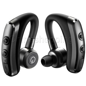 Wholesale K5 Single Headset Wireless Bluetooth Headset Bluetooth Earphone Handsfree Headphones Mini Wireless Headsets Earbud Earpiece