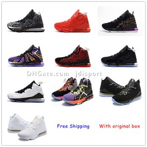 Wholesale Top Quality Newest Ashes Ghost Lebron XVII Basketball Shoes Arrival Sneakers s Mens Casual s King James sports shoes LBJ US4 jdisp