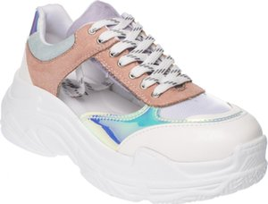Linked SMS 6163 Fashion Multicolored Women's Sports Shoes Ship from Turkey HB-003755477