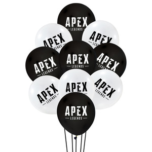 Wholesale Apex Legends balloon bag Inch Solid Color Balloon Customizable DIY Fast logistics Free shiping