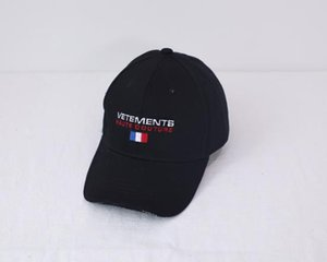 VETEMENTS hats Snapbacks Embroidery logo baseball cap Sports Caps Sunscreen Hats high quality on Sale