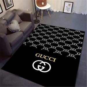 Fashion Full Letter Mat Simple Design Tide Creative Carpet Four Seasons General Europe And America Carpet