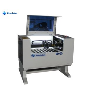 Wholesale Acrylic wood plastic fabric leather powerful laser co2 laser cutting machine double head