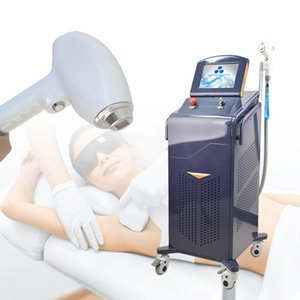 Wholesale laser hair removal spa machines for sale - Group buy New style permanent nm diode laser hair removal machine Clinic Salon Spa use depilation laser hair removal