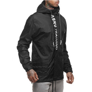 Long Jacket Coat Sport Running Joggers Gym Down Jacket Mens Autumn Winter Hoode Sweatshirt Men Fitness Outdoor Sport Men's Coat