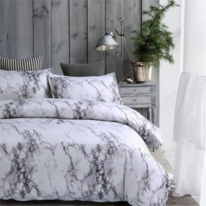 Wholesale quilt bedspread bedding sets for sale - Group buy Twin Queen King Gray Bedroom Comforter Bedding Sets Bed Quilt Sheets Set Bedclothes Duvet Cover Bedspread Pillowcase