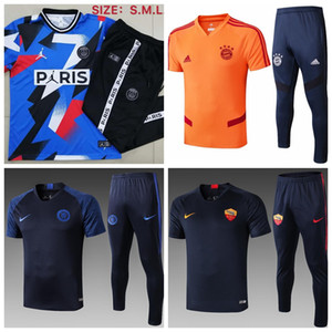 Chelase Bayerns Ajaxs Brazils Roma Maillot de Foot survetement football soccer training tracksuit chándal de fútbol