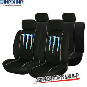 Wholesale DinnXinn 111002F9 Cadillac 9 pcs full set PVC leather luxury car seat cover supplier from China
