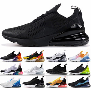 Wholesale FLORAL Running Shoes for Women Men Shoes SE Triple Black White RAINBOW HEEL Volt Orange Mens Trainer Sport Sneakers baskets des chaussures