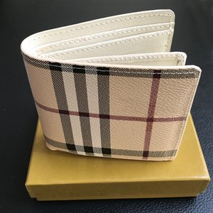 Wholesale Promotion new mens leather top Wallet Men Brand Coin Wallet Small Clutches Men s Purse Coin Pouch Short Men Wallet m61665