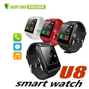 Wholesale U8 Bluetooth Smart Watch Passometer Altimeter Music Player Wrist Watch Remote Control Photography Sports Watch