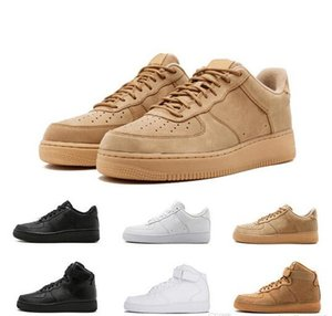 2019 One basketball shoes for men women just dunk utility white black orange wheat High Low Mens Trainers Sports Sneakers Tennis Brand